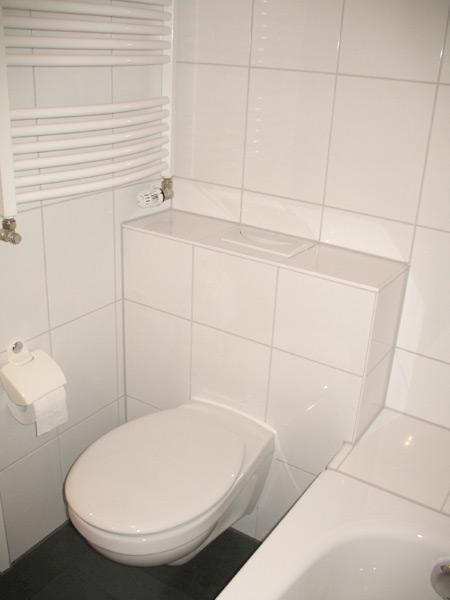 Badumbau Nachher WC
