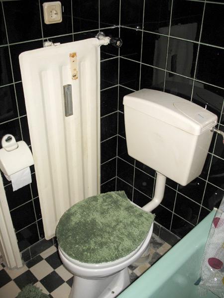 Badumbau vorher WC