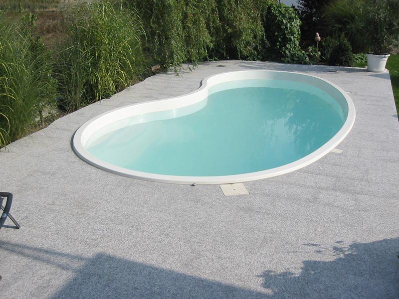 Poolterrasse Pool