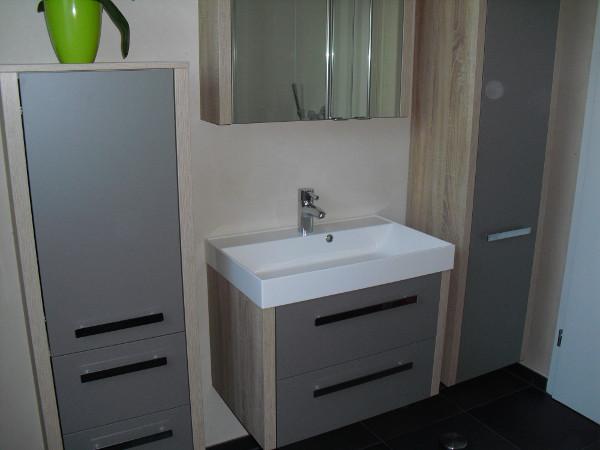 Badplanung und Ausführung Waschbereich