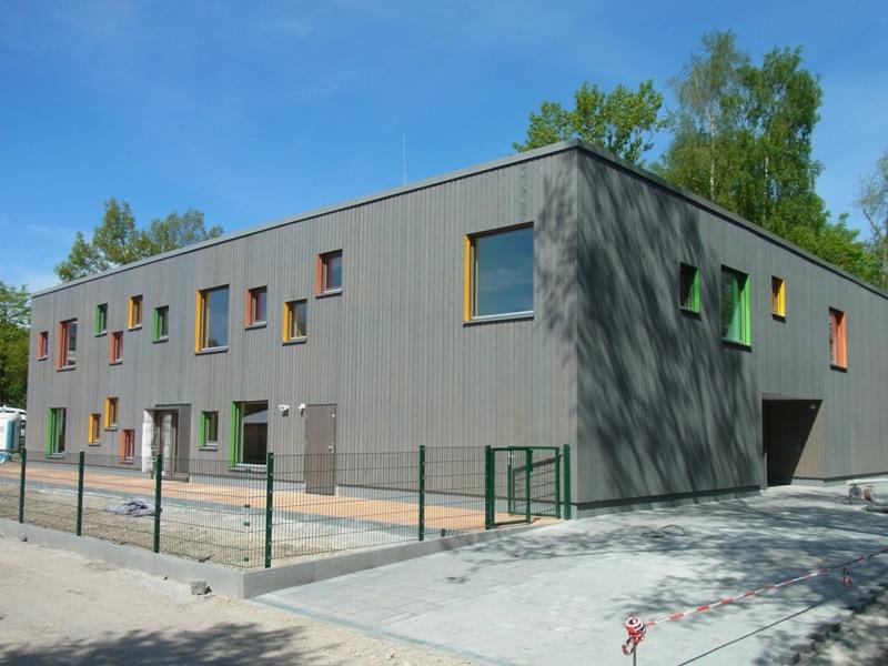 Kindertagesstätte Neubau