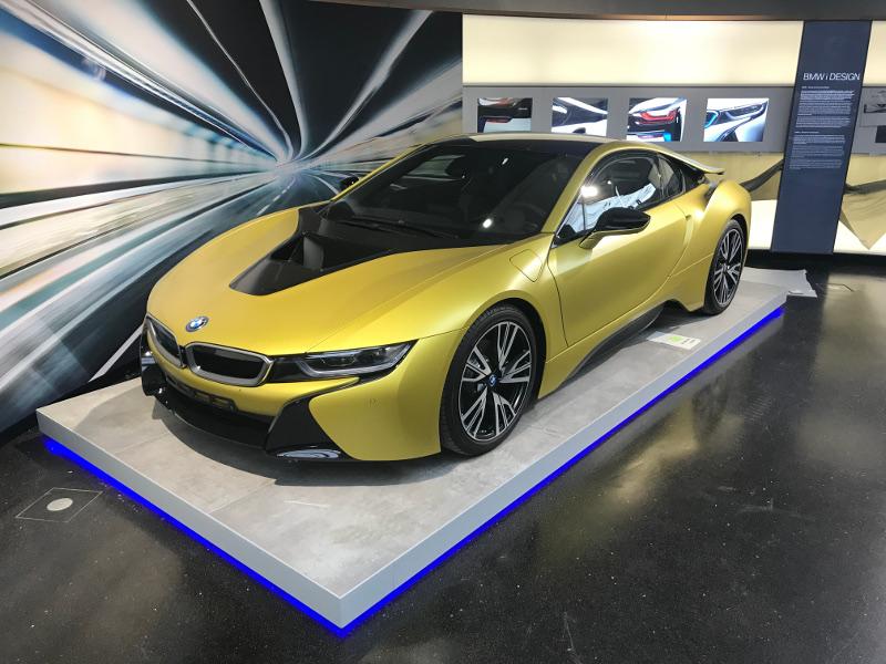 BMW Museum Sonderausstellung